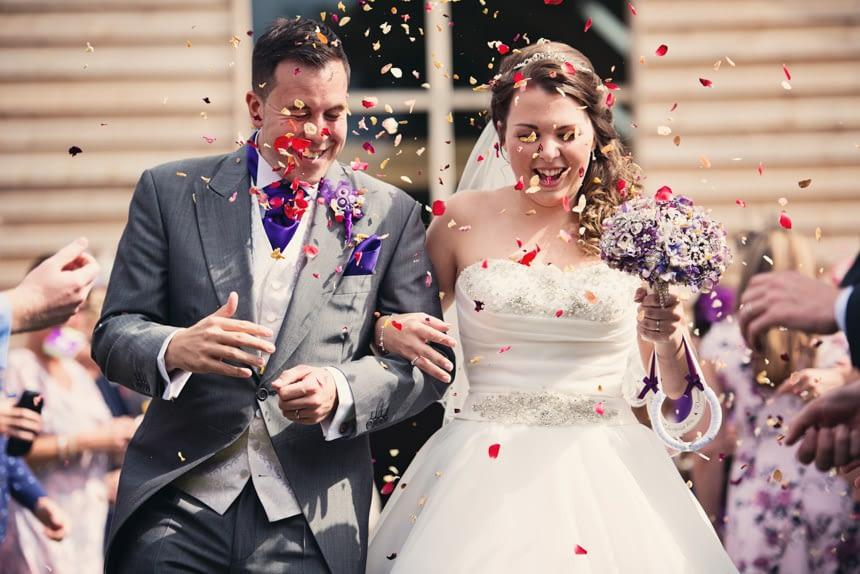 Easton Grange Wedding