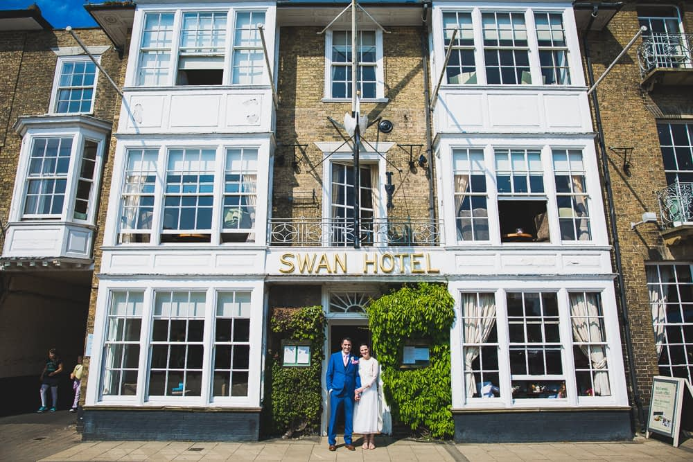 The Swan Hotel Southwold