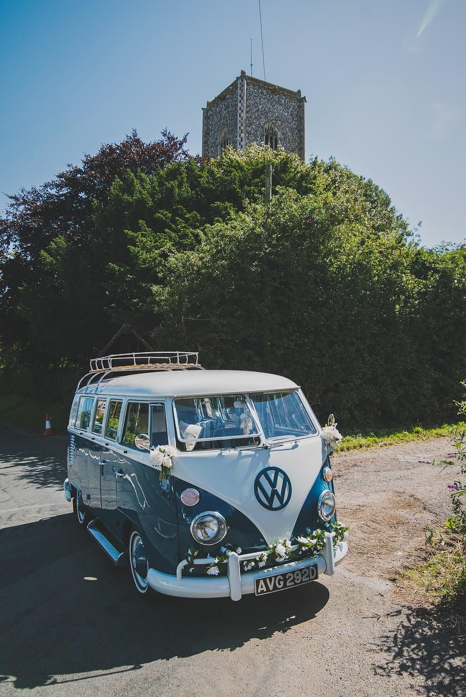 classic VW camper
