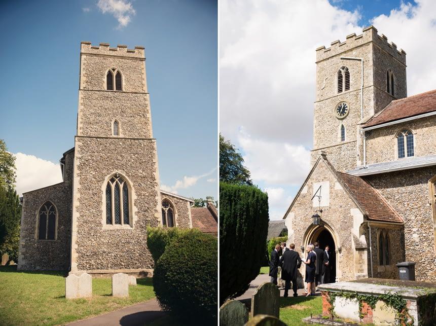 shots of church