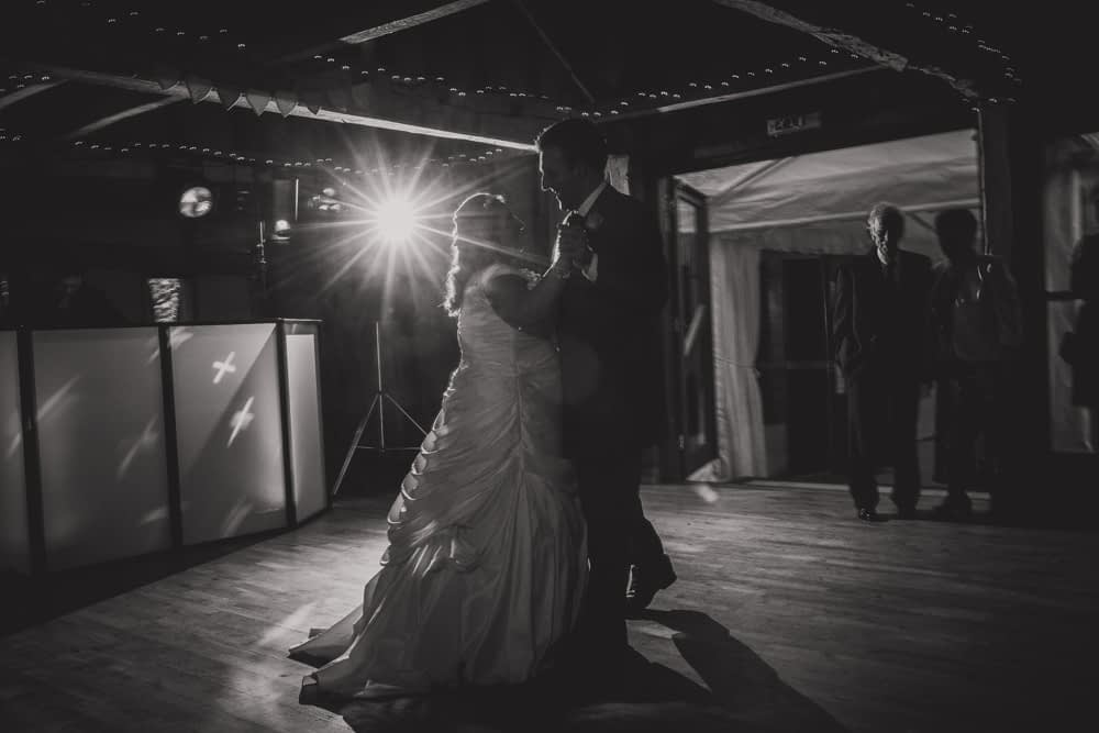 first dancing